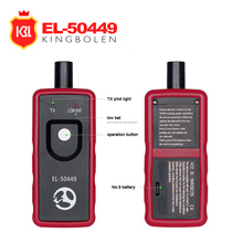 EL-50449 Auto Tire Pressure Monitor Sensor EL50449 TPMS Activation Tool For Ford EL-50448 For G.M/ For Opel 2 kind for choice(China)