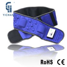 YICHANG Electric Blue Massage Slimming Belt Fast Weight Loss Intelligent Vibrator Massager for Health&Beauty Care Device