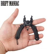 Buy Mini Bicycle Open Close Chain Magic Buckle Repair Removal Tool Bike Master Link Plier Cycling Repair Tool for $7.19 in AliExpress store