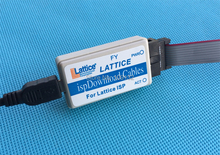 New special Lattice ispDownLoad Cables CPLD FPGA download cable USB downloader