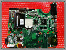 571187-001 for HP PAVILION DV6Z-2000 NOTEBOOK DAUT1AMB6E0 /E1 DV6 DV6-2000 Laptop Motherboard  for AMDS1 Non-Integrated - Good