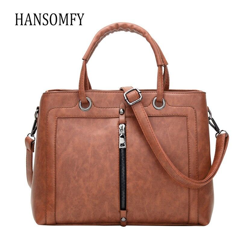 2017 New Matte Women Bag Multi-bag Trend Fashion Shoulder Oblique Cross Handbag Unique Handle Feel Comfortable Lady Bag 4 Colors<br>