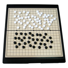 High quality large magnet game series Go folding chessboard classic chess puzzle game