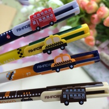 Hot sale student stationery Cute color Car design 0.35mm gel pen.student tool school office use office school supplies.good qual