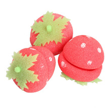 12Pcs Sponge Hair Styling Ball Kits Hair Curlers Rollers Soft DIY Hairdressing Hair Curler Tools Hair Care Foam Balls
