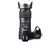 "Protax D7100 Digital Video Camera 33MP 3.0"" LCD HD 16X digital Zoom Telephoto Lens + Wide Angel Lens HD Camcorder 1.3mP COMS"