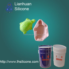 RTV Liquid Silicone for Polyester Resins Moldmaking
