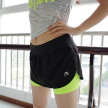 2017 new Tennis Skorts Fitness Short Skirt Badminton breathable Quick drying Womens Sport Girls Ping pong table Tennis Skirts(China)