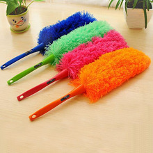 Hot Detachable Soft Microfiber Dust Brush Car Duster Window Cleaner Cleaning Brush Household Cleaning Tools(China)