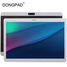 Global Version 10 inch tablet Octa Core Android 4.4 OS MID Computer Pad 4GB RAM 64GB ROM 1280*800 IPS tablet 10 Free Shipping(China)