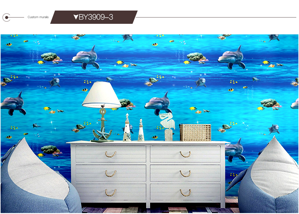 HTB1FTcVxGSWBuNjSsrbq6y0mVXaq - Custom Size 3D Cartoon Wallpaper Mural For Kids room