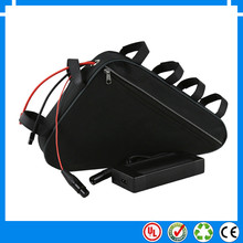 Eu no tax Ebike Triangle Battery Pack Lithium Battery 36V 15Ah Electric Bike Battery with BMS and Charger