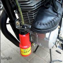 Buy motorcycle chain lubricator gear chain set cllutch lever drive belts sprockets lubrication free shipping
