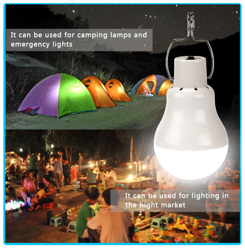 مصباح يعمل على الطاقة الشمسية 2