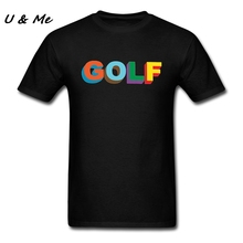 Mens T-Shirt 3D Golfing Printing Multi-Color Tops Slogan Customize Tee Shirt Cotton Clothes Plus Size