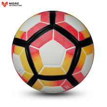 High Quality  Champion League Soccer Ball SMILEBOY Soccer Ball Football TPU Granules Slip-resistant Size 5 Free Shipping