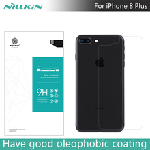 Buy iPhone 8 Plus screen protector glass Explosion Proof Film NILLKIN Amazing H 0.3mm premium Tempered Glass Back Protector for $7.54 in AliExpress store
