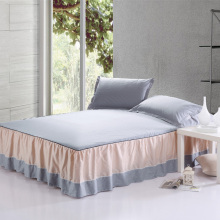 New 100% cotton bed sets Bedspread bed skirt Mattress protective case cover BEDSKIRT 1PCS