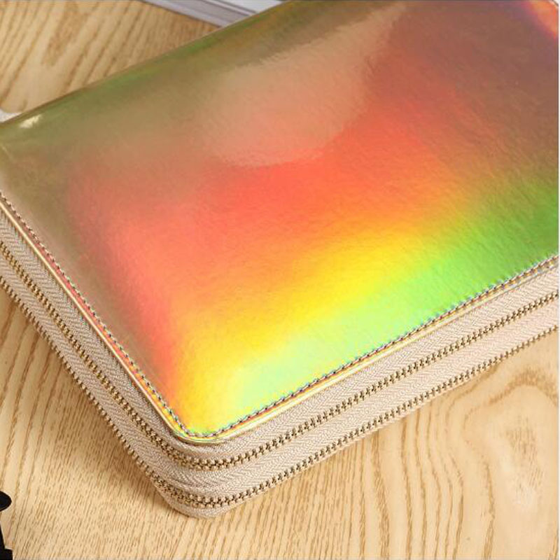 96 Slots Nail Stamping Plate Holder Case Rectangular Nail Art Stamp Template Organizer 3 colors<br>