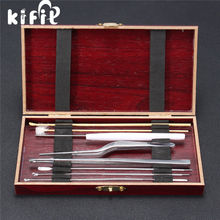 KIFIT Convenient 8pcs Ear Pick Cleaning Set Ear Wax Remover Cleaner Curette Kit For Health Care Tool(China)