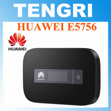 Original Unlocked Huawei E5756 Vodafone R208 43.2Mbps 3G WCDMA Wireless Router Pocket Wifi Dongle Network Mobile Broadband(China)