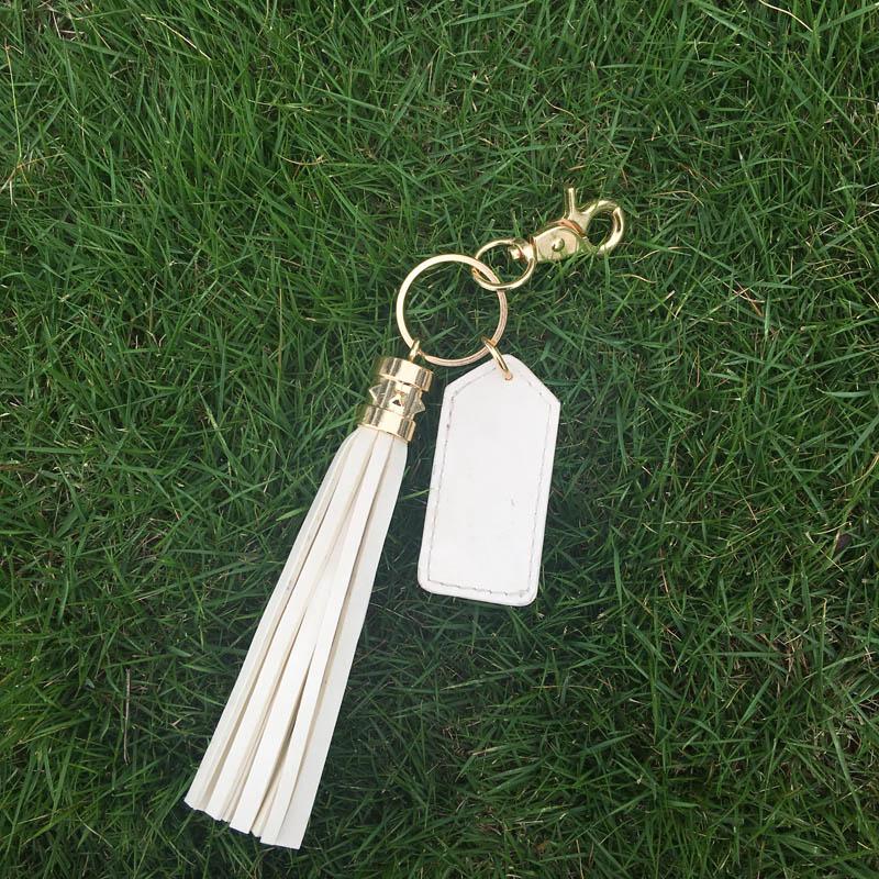 425-PU Tassel Key Fobs (6)