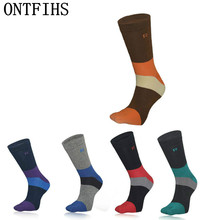 5Pairs/lot Men Winter Autumn Socks Cotton Five Finger Toe Sock High-top High Quality Boy Elasticity Flexible   WZ136