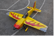"Slick 70"" EP Electric RC Airplane 3D Aerobatic Balsa Wood Plane Oracover ARF Shipping From US(China)"