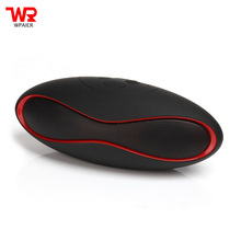 WPAIER X6 Rugby Wireless bluetooth speaker portable outdoors bluetooth mini speaker cute(China)