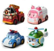 New Arrival Car Toys Korea Toys Best Gifts For Kids Direct Deal 4 optional Free Shipping