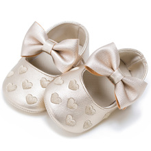 Baby Boy Girl Moccasins Moccs Shoes for Baby Girls Infants Toddlers PU Leather Bow Fringe Soft Sole Infant Footwear Crib Shoes(China)