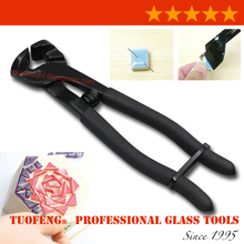 DIY Mosaic Plier for Art Glass / Glass Tools and Tile Cutter 8inch(China)