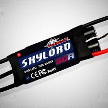 Skylord ESC 30A Linear BEC-5V/2A for Airplane Helicopter wholesale price dropship RC model accessories Free shipping