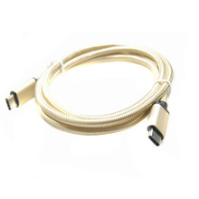 BrankBass USB 3.1 Type-C Male to Type-C Male Charger Connector Data Cable For Nokia N1 Type-C USB-C to Usb For Macbook