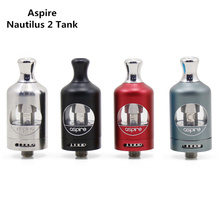 Original Aspire Nautilus 2 Tank Fit with Nautilus BVC Coil 0.7ohm 1.8ohm 23W bottom air flow Aspire Nautilus 2 Atomizer