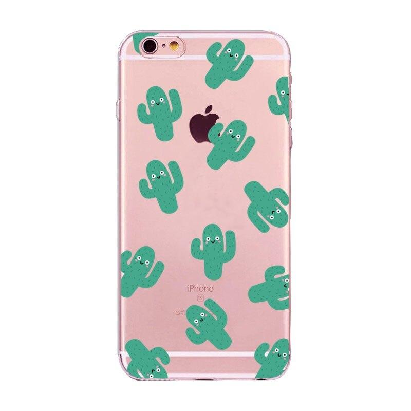 Flamingo Soft Case For iphone X 8 6 6S 6/7 Plus 5 5S SE