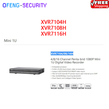Buy dvr recorder Dahua XVR video recorder XVR7104H XVR7108H XVR7116H 4ch 8ch 16ch 1080P Support HDCVI/ AHD/TVI/CVBS/IP Camera inputs for $148.00 in AliExpress store