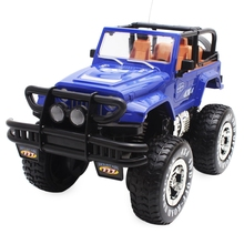 RC Car 1:10 4WD Four-wheel Drive Remote Control Truck Off-road Car High Speed Anti-jamming RC Car Ready-to-Go MYX 301A