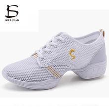Nuevos zapatos de baile niñas Jazz Hip Hop zapatos de baile Salsa  zapatillas para damas tamaño 4a4bec36652