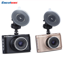"Excelvan Q7 Car DVR 3"" LCD FHD 1080P Vehicle Camcorder Dash Cam Camera 120 Wide Angle Len Digital Video Recorder Night Vision(China)"
