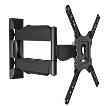 "NB DF400 Wall TV Mount 32""-52"" Full Motion Flat Panel LED LCD TV Monitor Holder Cantilever Arm(China)"