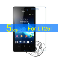Buy 5pcs Ultra Clear Matte Nano Anti-Explosion LCD Screen Protector Film Cover Sony Xperia V LT25I LT25C Protective Film +cloth for $1.16 in AliExpress store