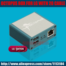 The original Octopus box for LG Activated+20 cables for new P705& P705F& P705G& P705GO &P700(China)