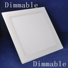 Dimmable LED Ceiling Panel Light 25W Recessed LED Downlight with driver 20 pcs