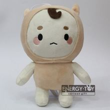 "11"" Korean Guardian The Lonely and Great God stuffed toy plush dolls figure gift"