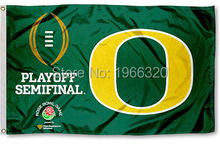College Oregon Ducks College Football Playoff Banner Large NCAA 3ft x 5ft 144* 96cm Custom flag