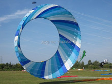 Beautiful kite festival display chinese dragon kite traction kite fish power kite3 line kite accessories hcxkite factory produce