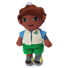 Go Diego Go Diego Plush Dolls Toy 18cm 5Pcs/lot Free shipping