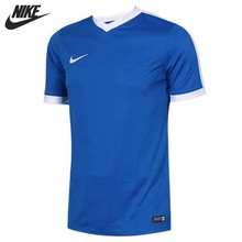 Original New Arrival  NIKE Football Men's T-shirts short sleeve Sportswear