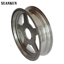 XUANKUN  Monkey Bike Motorcycle Modified Parts 10 Inch Aluminum Alloy Wheel Rims